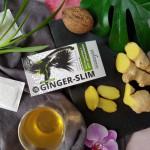 Имбирный чай с лемонграссом Ginger Slim