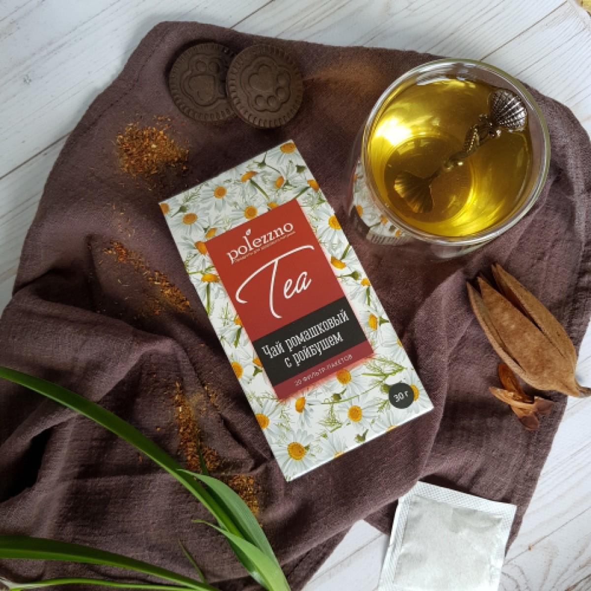 ромашковый чай отзывы