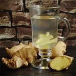 Имбирный чай с корицей Ginger Slim