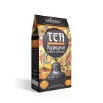 Чай куркума, имбирь и лемонграсс DETOX