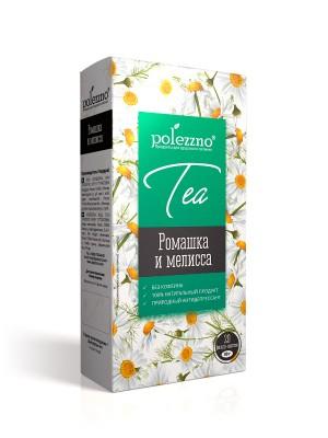 Ромашковый чай с мелиссой